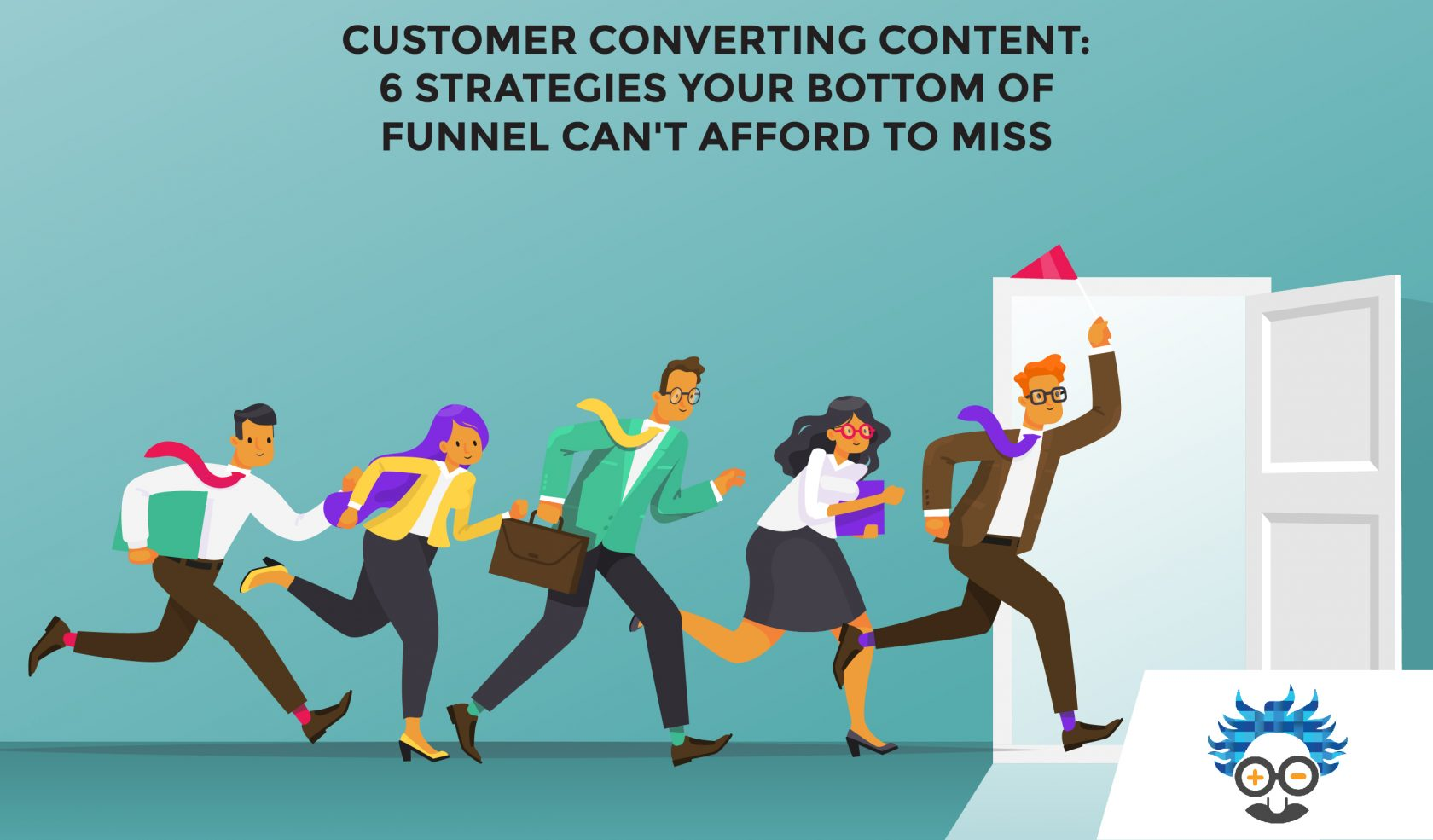bottom of funnel content marketing
