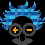 einstein marketer logo blue