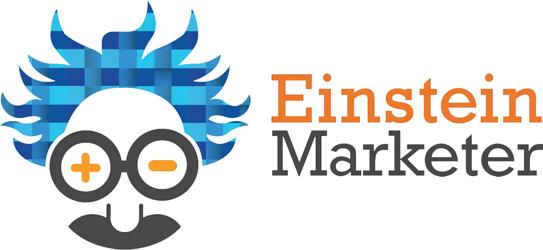 einstein marketer logo