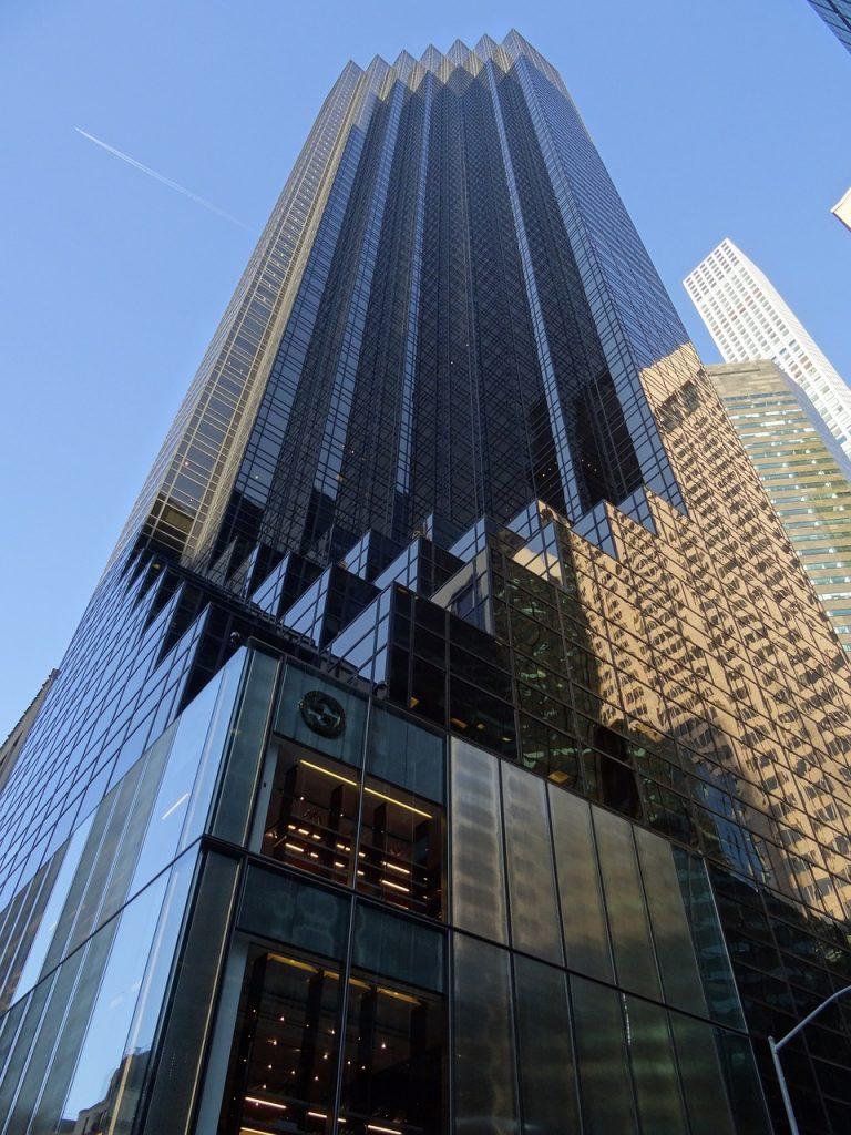 Donald trump marketing manager trump tower