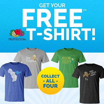 premium offers free t-shirt