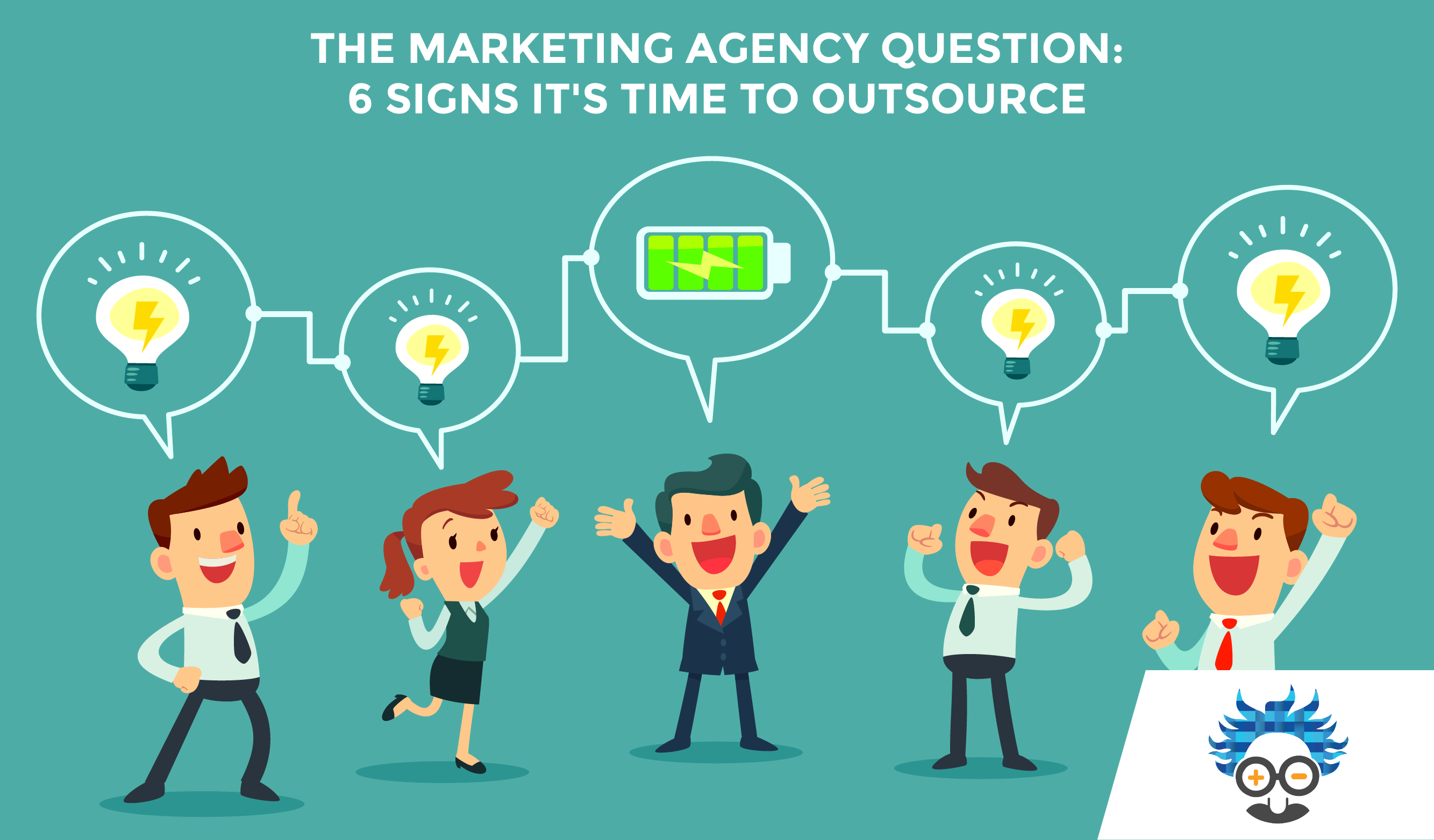 marketing agency question