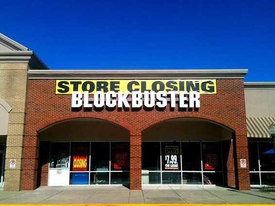 golden circle blockbuster closing