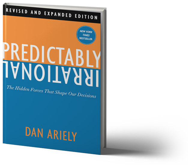 marketing books predictably irrational ariely