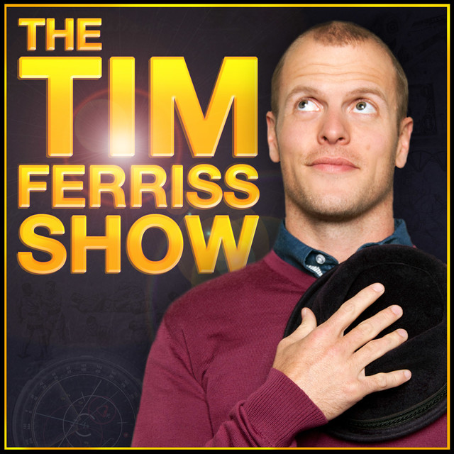 marketing podcasts tim ferriss
