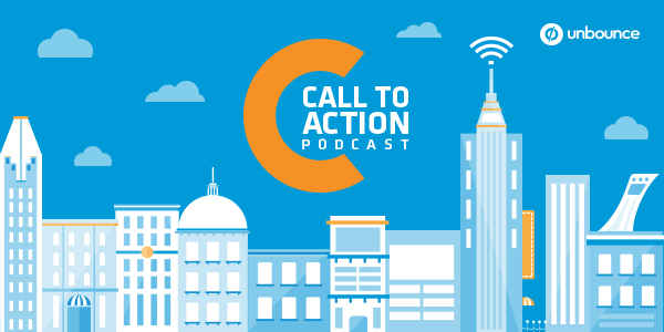 marketing podcasts call to action