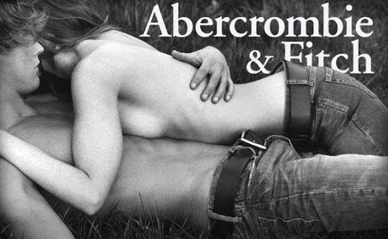sex sells advertising abercombie and fitch