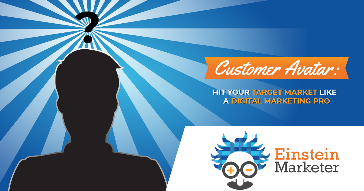 startup marketing customer avatar