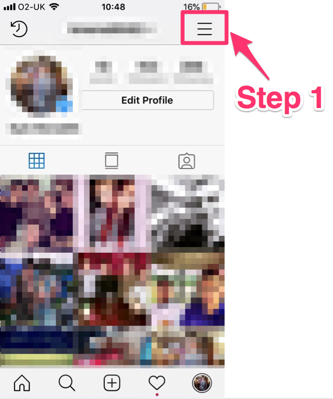 instagram business manager