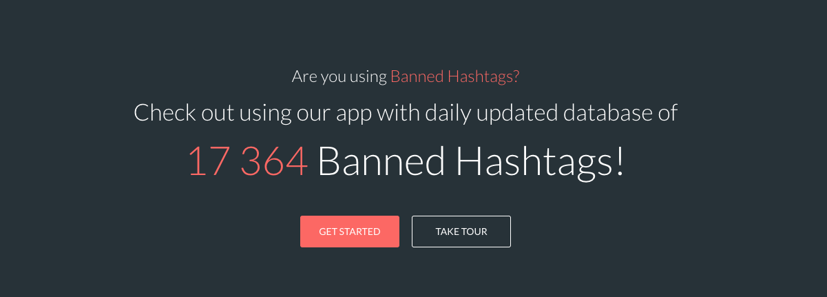 instagram banned hashtags