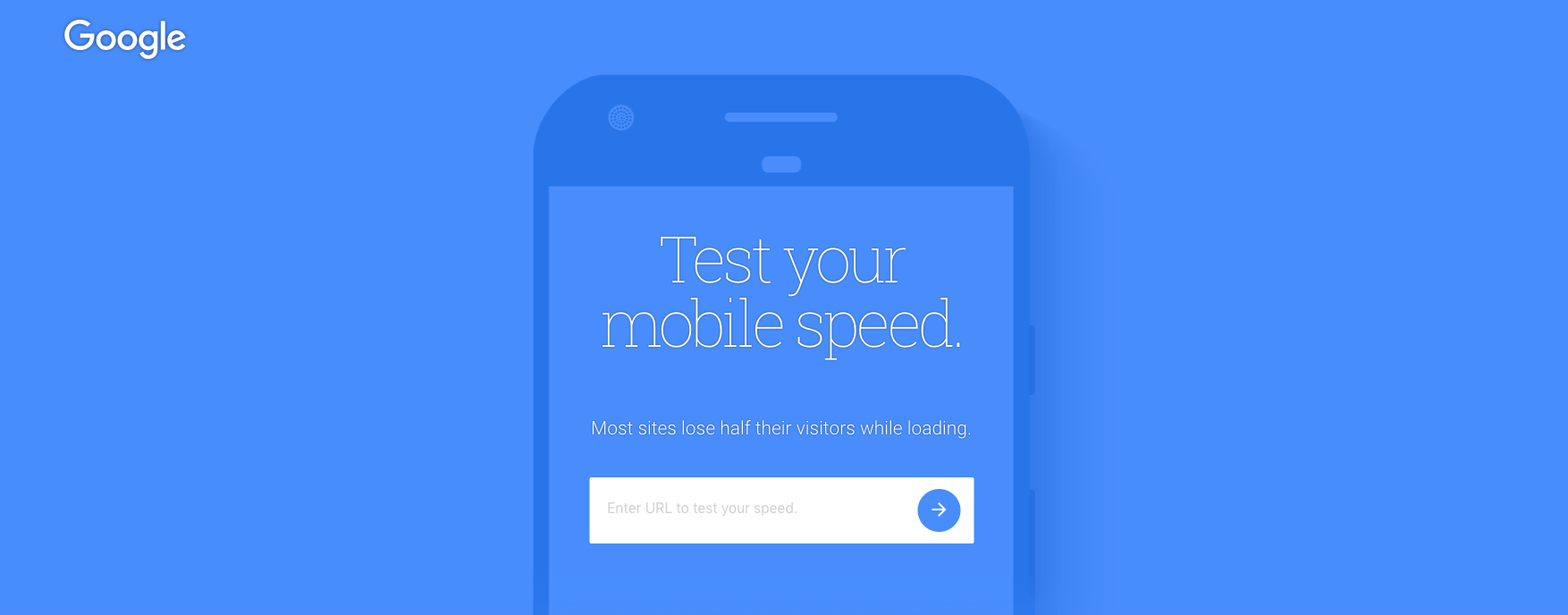 google ranking factors mobile load speed