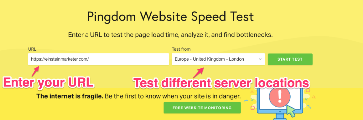 website load speed cdn