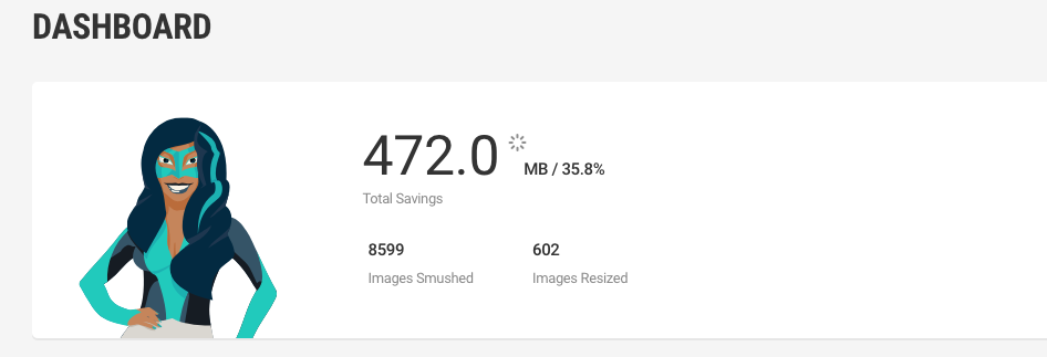 website load speed image compression