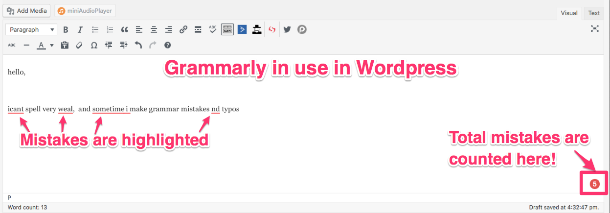 google chrome extensions grammarly
