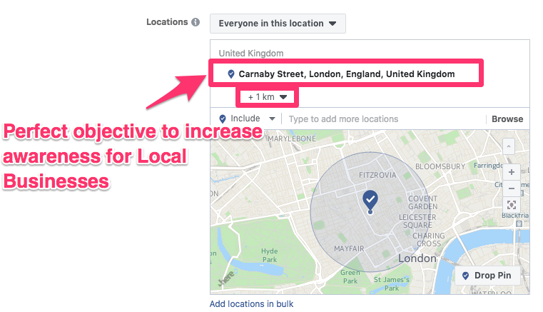 facebook ad campaign objectives guide reach