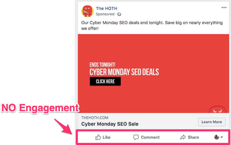 facebook ad campaign objectives testing
