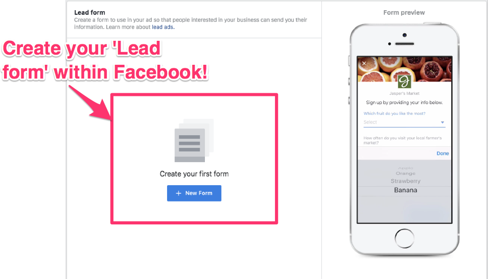 facebook ad campaign objectives guide