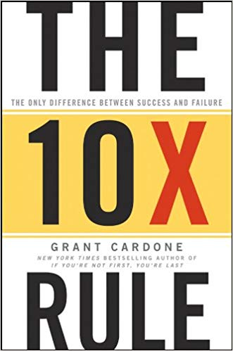 must read marketing books the 10x rule