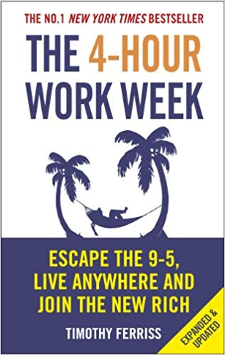 must read marketing books 4 hour work week